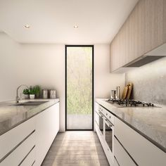 Image result for floodslicer renders Kitchen Interior, Kitchen Inspirations, Interior, Interior Architecture, House Interior, Beautiful Apartments, Kitchen Dining, Home Kitchens, Diy Kitchen