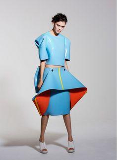 #WomanCrushWednesday: Rising Designer Valeska Jasso Collado via @WhoWhatWear