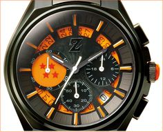 Limited Edition Dragon Ball Z Watch 2013