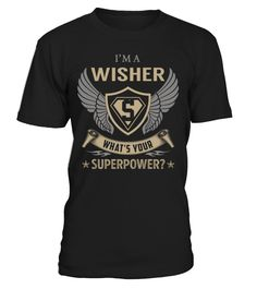 I'm a WISHER - What's Your SuperPower #Wisher