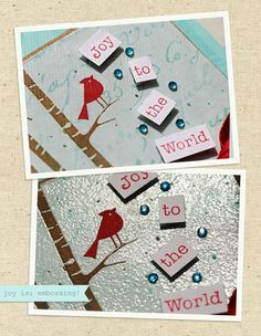 do it yourself christmas cards | Do-It-Yourself Christmas card | Christmas: Cards