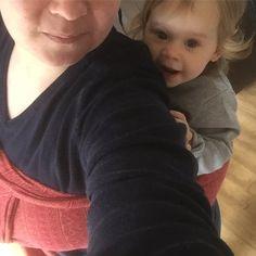 One Didymos Prima one torso carry and 2 happy people! #winwin . . . . . #babywearing #didymos #prima #19monthsold #torsocarry #19monthsold #kidsofinstagram #carrythem #closeenoughtokiss #slingforthewin #babiesofinstagram #wovenwraps #carrying #slings