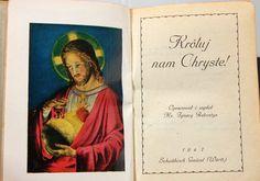 Króluj Nam Chryste Vintage Catholic Polish Language Prayer Book 1947 Hardcover 18194 by JacksonsMarket on Etsy