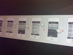 Dribbble - Wireframing all day long by Johan Geijer