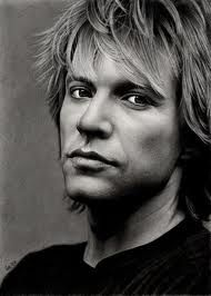 Lookin' better in his 40s than in his 20s!!! Jon Bon Jovi is still hot!