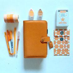 @websterspages Color Crush Planner in Caramel