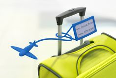 Tag Me / Luggage Tag on Behance