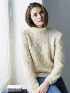 Nordic Yarns and Design since 1928 Knit Crochet, Turtle Neck, Knitting, Pattern, Sweaters, Knits, Diy, Fashion, Fashion Styles