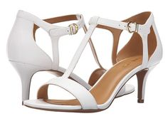 Strappy, chic and ready for the festivities you have planned this Spring. What's not to love about these awesome heels? Nine West Grand at 6pm.com