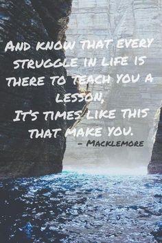 Sydney Finfer: Macklemore Quote  #Lockerz
