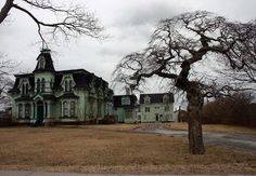 The Abandoned Adams Family Estate, Minnesota.