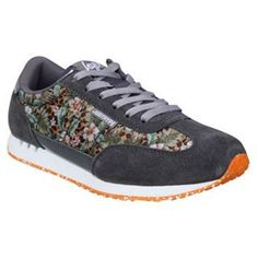 Just Hype Runner Print Trainers | Unisex trainers - USC