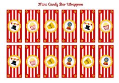 free-circus-birthday-party-printablemini-candy-bar-wrappers
