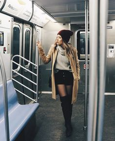 Nyc, Winter, Ideas, The Journey, Home, New York, Winter Fits, Winter Fashion, Thoughts