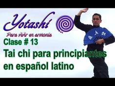 Tai chi class 17 in Latin Spanish Qi Gong, Reiki, Learn Tai Chi, Yoga, Youtube, Spanish, 1, Learning, Memes