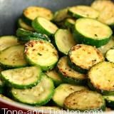 Linked to: www.tone-and-tighten.com/2014/03/garlic-and-parmesan-zucchini-recipe.html