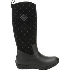 Muck Boots Women's Arctic Adventure Winter Boots, Black
