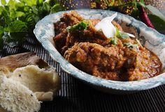 En smak av India i den norske mørketiden: Yoghurt-marinert lammekjøtt med spennende krydder.