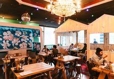 Grand Taverna Trailer Park   Burgers and Shakes in Melbourne CBD - Broadsheet