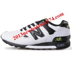 New Balance M577GWB White Black Green Men Shoes,Half Off New Balance Shoes 2013 Cheap