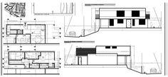 proyecto de diseño completo de una vivienda unifamiliar de 2 pisos mail: consultores@arqydis.cl