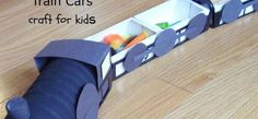 Train Craft for Kids - Preschool Toolkit
