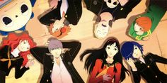 persona 4 characters - Google Search
