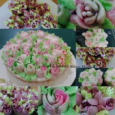 Russian nozzles  flowers, we love them !