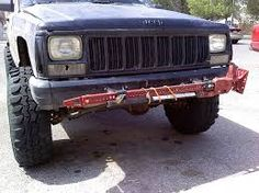 jeep cherokee high lift jack mount - Google Search