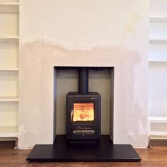 Wood Burning Stove Installation - Chesneys Alpine 4kw