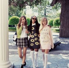 wildfox -clueless inspired