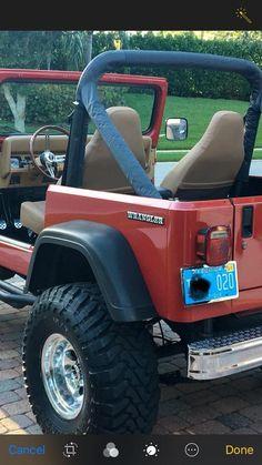 1987 Jeep Wrangler, Cj Jeep, Jeep Wrangler For Sale, Jeep Cj7, Big Rig Trucks, Old Trucks, Mahindra Thar, Jeep Gear, Jimny Suzuki