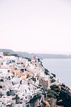 DAYS OF CAMILLE: TRIP IN GREECE : LES CYCLADES - TOUR DE SANTORIN