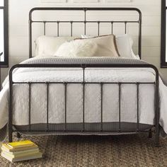 metal beds - Google Search