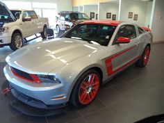 2012 Ford Mustang 2dr Cpe Boss