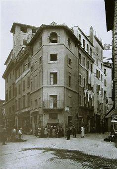 1930 2006 Piazza Navona, bivio | Flickr - Photo Sharing!