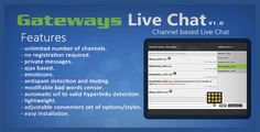 Gateways Live Chat