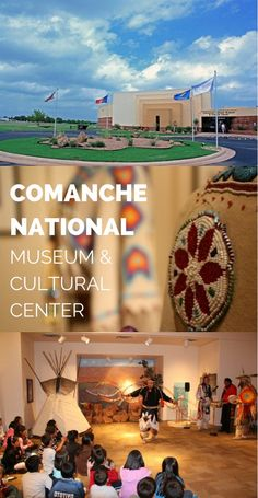 The Comanche National Museum & Cultural Center in Lawton gives a detailed history of the Comanche people through special exhibits using art, artifacts and unique events.
