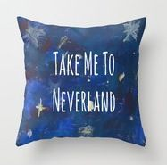 throw pillow with quote