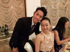 Daisuke Takahashi & Mao Asada ♥