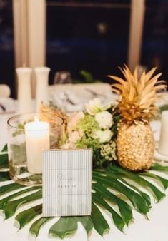 13 Ideas For Beach Wedding Reception Decorations Tropical Flowers Wedding Table Centerpieces, Wedding Reception Decorations, Flower Centerpieces, Table Decorations, Wedding Ideas, Centerpiece Ideas, Tropical Centerpieces, Reception Table, Decor Wedding