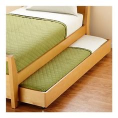 #Simple, #modern, Trundle bed