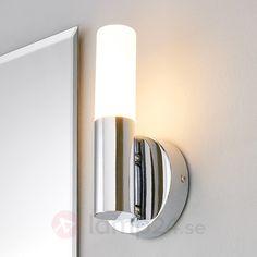 Benaja - LED-vägglampa för badrummet beställ säkert & bekvämt på Lamp24.se.