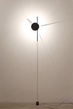 Shadow Clock by Poetic Lab