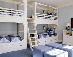 bunk room | Austin Patterson Disston Architects