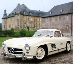 THE IMPECCABLY DRESSED BERTIE WOOSTER | specialcar: Mercedes