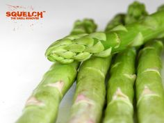 Why does Asparagus make your urine smell?