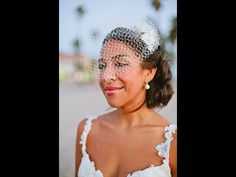 """{    EAST MEETS WEST SANTA MONICA HOTEL WEDDING    }  """"Yanizy and Zach are originally from the East Coast but relocated to Long Beach for work. Their autumn Santa Monica hotel wedding blended their East Coast roots with their newfound love for the beaches and sunshine of the West Coast. Yanizy carefully planned every detail of her wedding day, from their traditional ceremony at the St. Monica Catholic Church to their classy and chic reception at the Loews Santa Monica Beach Hotel..."""""""