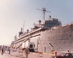 Uss Hector AR 7.  1984.............I was stationed on this ship from 1985-86