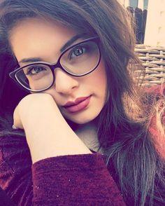 e40a1f9e2b5 Stephbusta1 on Instagram Girls With Glasses